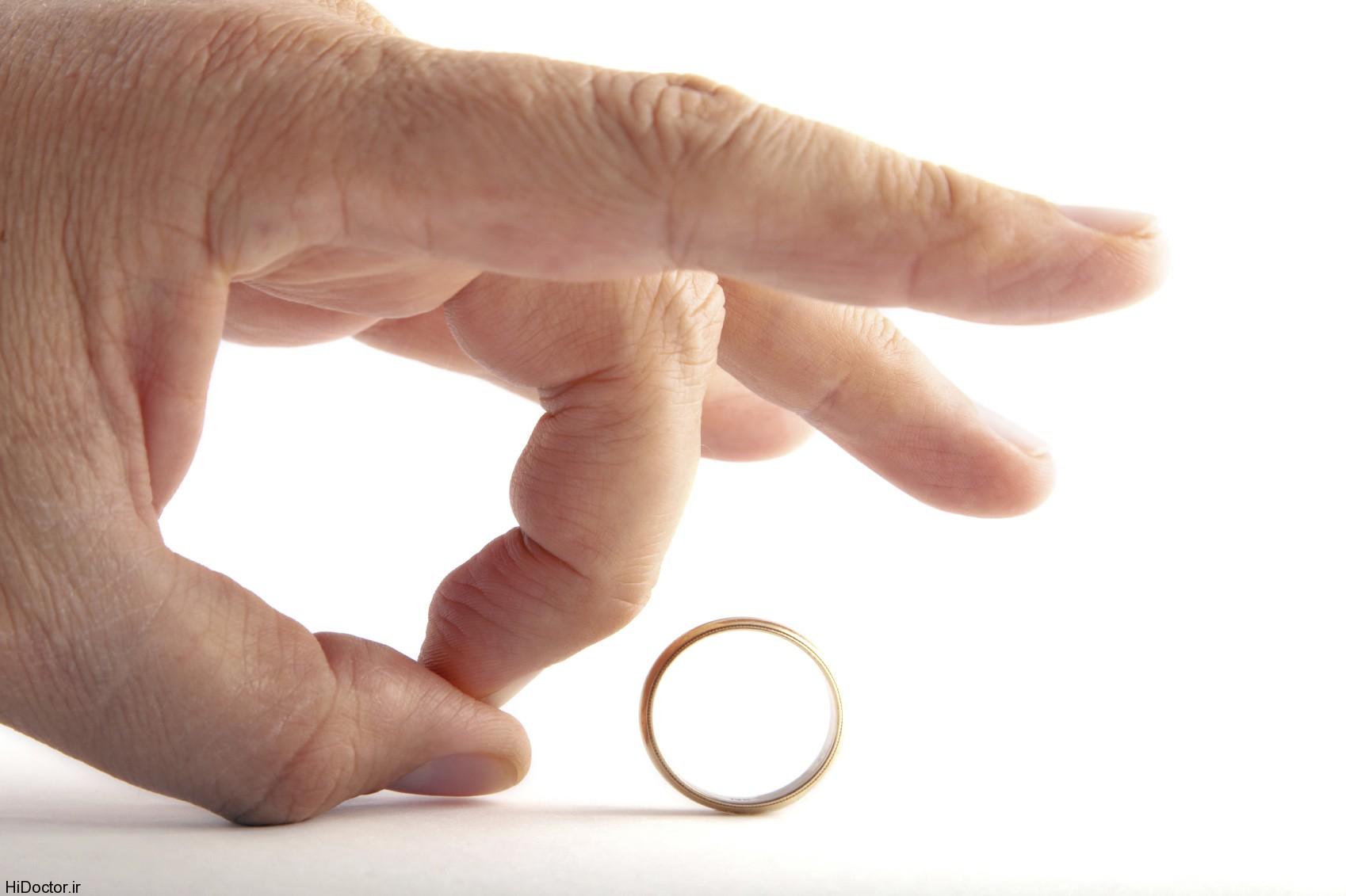 برای طلاق چی لازمه